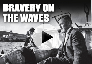 Bravery on the waves