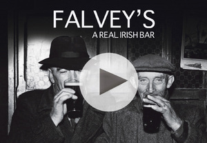 Falveys - a real Irish bar