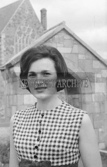 September 1964; The London Rose Margaret Fitzmaurice Poses For The Camera.