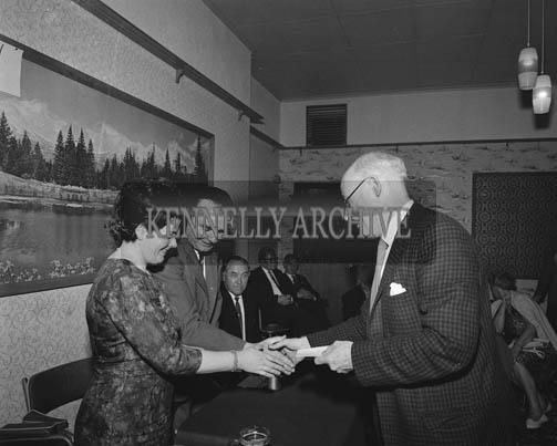 13th September 1964; A photo taken at Watney's Bridge tournament in Ballybunion.
