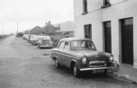1953; A Street Scene On Valentia Island.