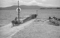 1953; A Photo Of Valentia Pier.