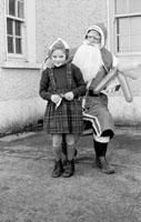A Santa Visit to a National School