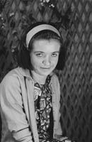 A Studio Confirmation Photo of a Girl