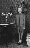 A Studio Confirmation Photo of Marion Parker