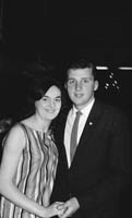 25th October 1964; Enjoying The Night At The Ashe Memorial Hall Dance With Music Performed By The Hilton Showband.