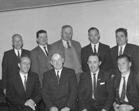 Photo Taken Of An Unknown Group Of Men