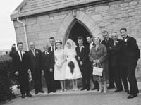 The Wedding of P J and Eileen