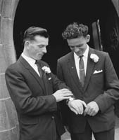 The Wedding of Mary Smith and John T Cotter