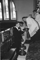 25th July 1964; A photo taken at the wedding of Mary Smith, USA and John T Cotter in Knocknagoshel.