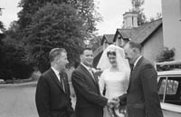 The Wedding Reception of Denis Foley and Joan O'Halloran