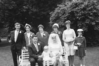 28th July 1964; A photo taken at the wedding reception of Denis Foley and Joan O'Halloran in the Hotel Manhattan, Tralee.