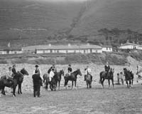 August 1964; A photo taken at Glenbeigh Races.