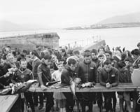 A Spearfishing Competition in Valentia