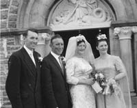 The Cronin Wedding