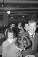 4th January 1964; People enjoying themselves at a dance in Firies.