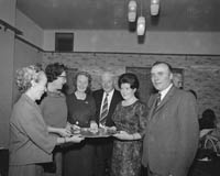 13th September 1964; A photo taken at Watney's Bridge tournament in Ballybunion.