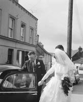 The O'Sullivan/Devane Wedding