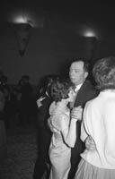 2nd February 1964; A photo of people enjoying themselves at a dance in The Theatre Royal, Tralee.
