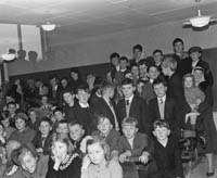 The opening of Rathmorrel National School