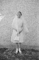 22nd April 1964; A photo taken on Confirmation Day in Causeway.