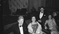 24th November 1964; People enjoying themselves at the Kerry Bankers Dress Dance in the White Sands Hotel, Ballyheigue. Music was by the Troubadours Dance Band, Tralee.