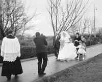 The Gleasure/Donegan Wedding