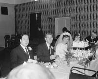 The Quilter/O'Halloran Wedding Reception