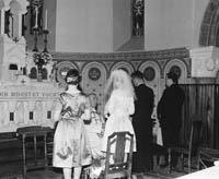 The Quilter/O'Halloran Wedding