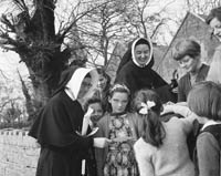Nuns from South Africa