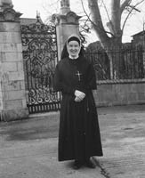Sister St. Anne Visiting from South Africa