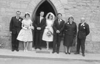 A Photo of a Wedding in Tralee