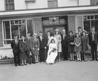 A Photo of a Wedding Reception in Tralee