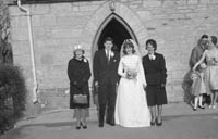 A Photo of Kay Dunne's Wedding