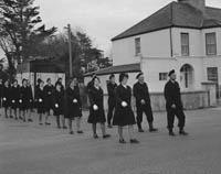 A Civil Defence Parade