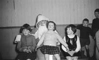Santa Visits The Eileen Laide Dancing School