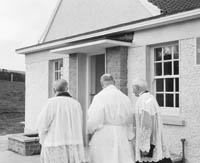 The Opening and Blessing of Cappa National School