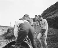 Fishermen in Dingle