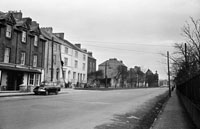The Site of the Brandon Hotel in Tralee