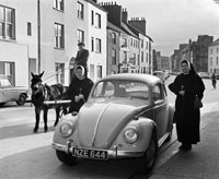 Nuns Visiting from South Africa