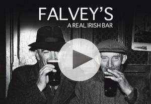 Falveys - a real Irish bar