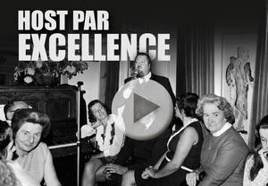 Host par excellence...