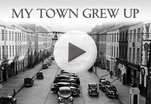 My town grew up!