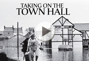Taking on the Town Hall